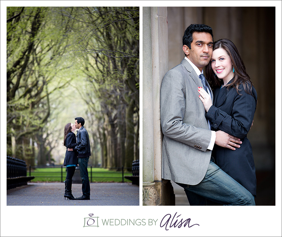 Pittsburgh Engagement Sessions