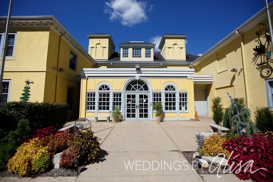 Jennifer Amp Jason S Wedding At Mellon Park And Reception At