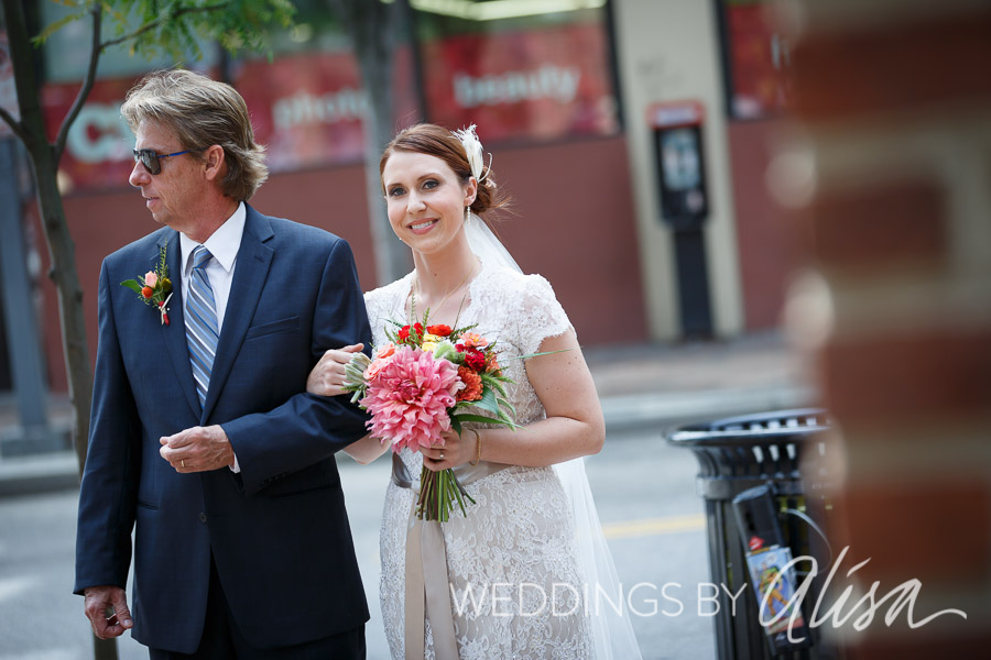 OUTDOOR CEREMONIES AT HEINZ HALL