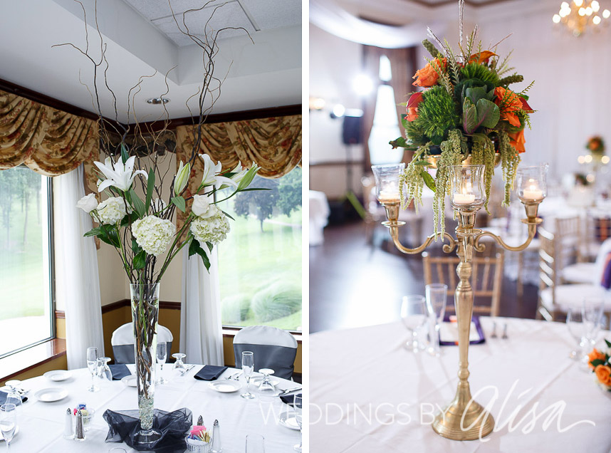 Tall Centerpieces For Wedding Receptions : Best of tall reception centerpieces