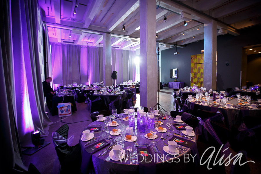 Wedding Receptions At The Andy Warhol Museum