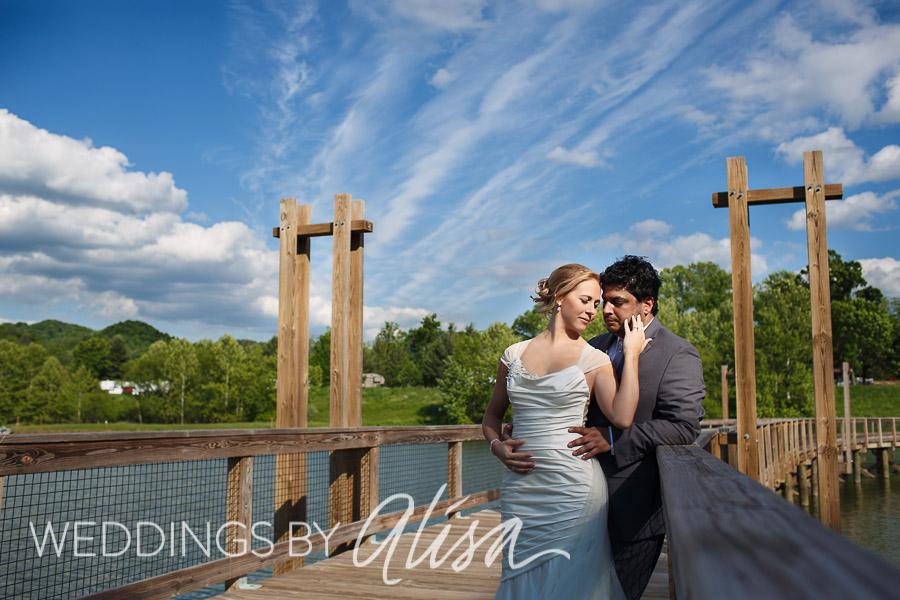 Stonewall Resort Spring Outdoor Weddings