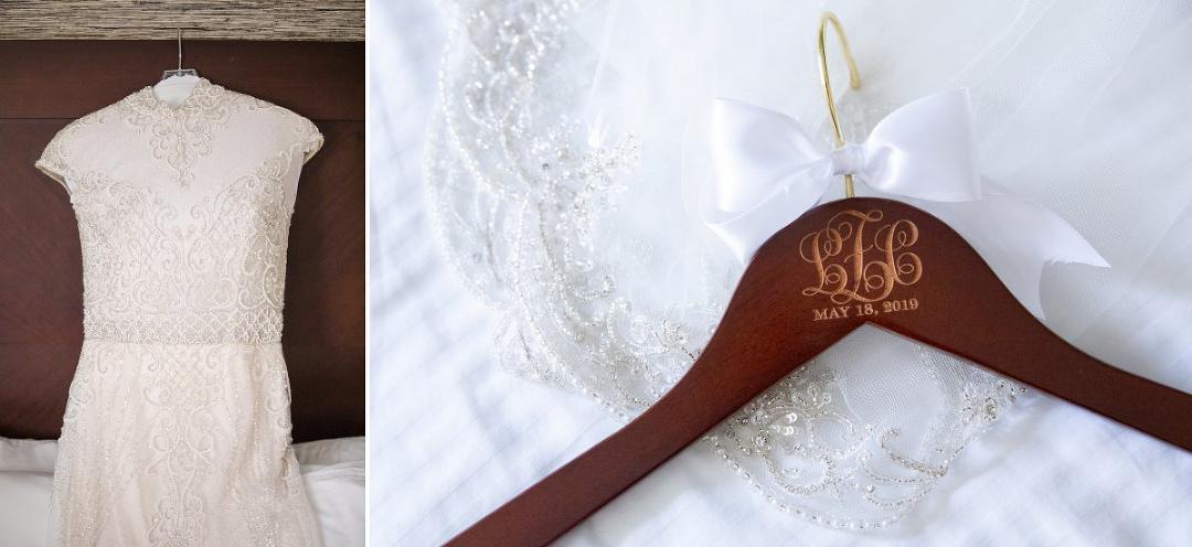 Bridal Beginning wedding dress