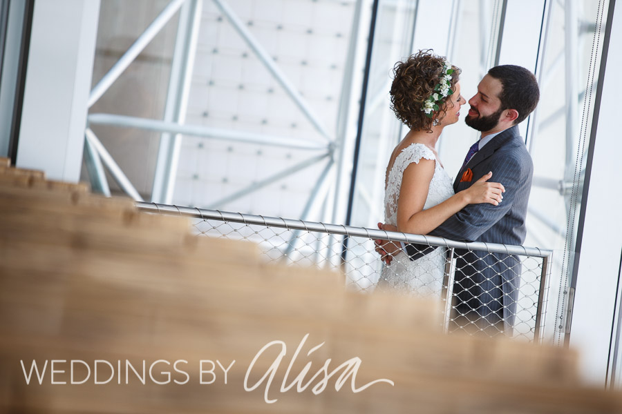 Photos of wedding at Museum in Pittsburgh