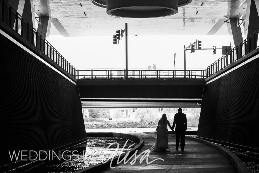 Convention Center Pittsburgh Wedding Photos - 02