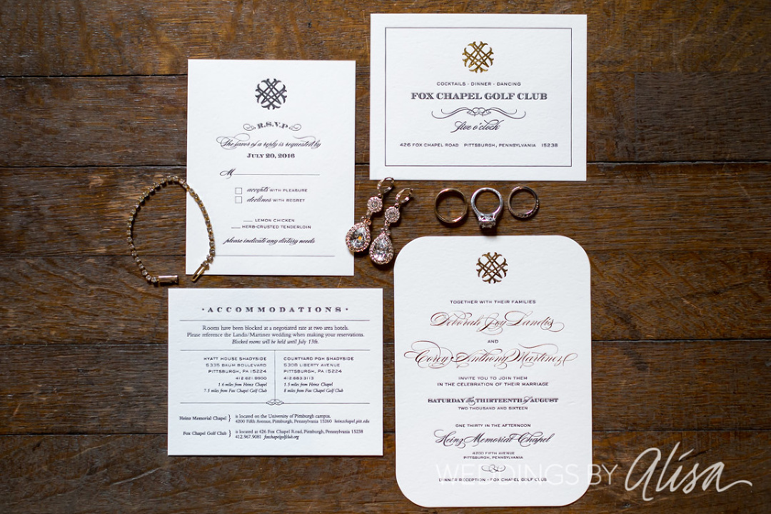 PIttsburgh Mansion Wedding